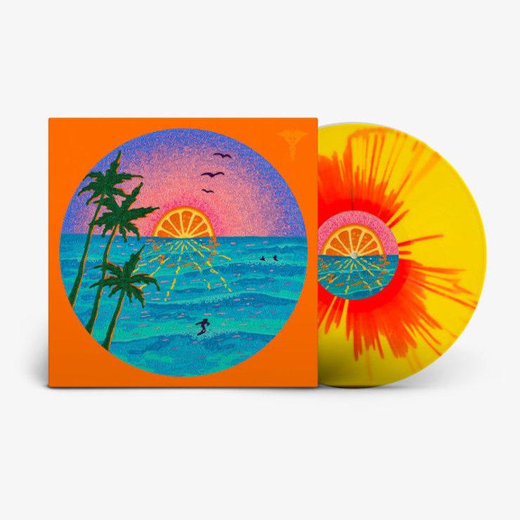Jazz Dispensary Orange Sunset