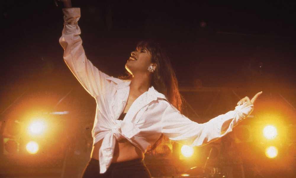 Selena Quintanilla, Grammy Award winner