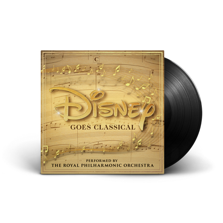 Disney Goes Classical LP Gift