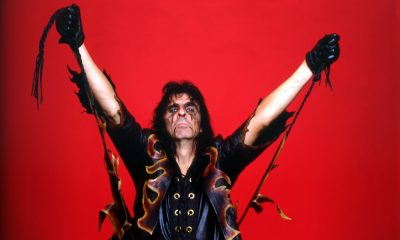 Alice Cooper Rock & Roll Velvet Underground cover