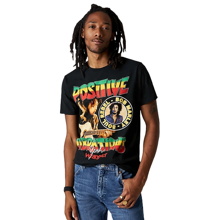 Bob Marley x Wrangler Collection