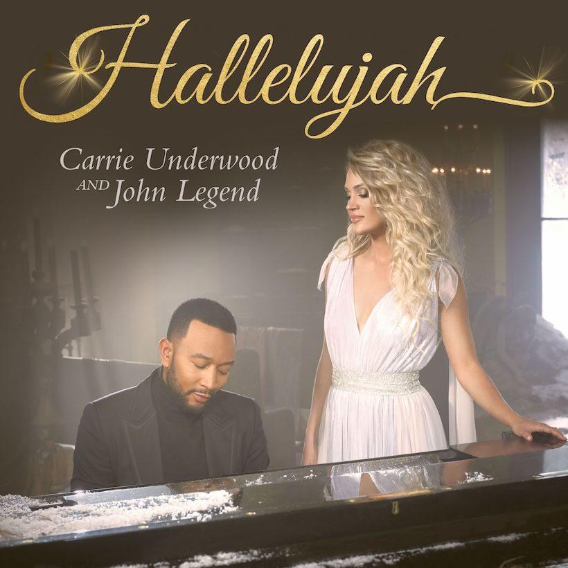 Carrie Underwood John Legend Hallelujah