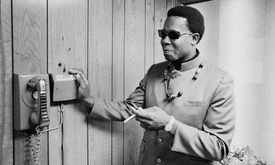 Stax Records Artist Eddie Floyd in 1968