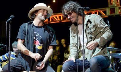 Eddie Vedder Chris Cornell