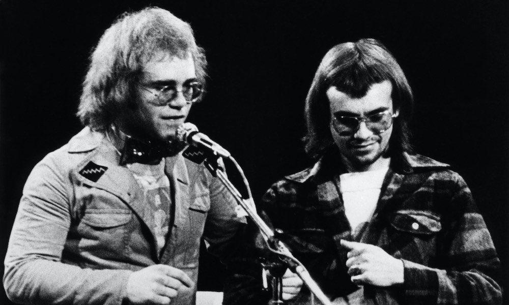 Elton John Bernie Taupin