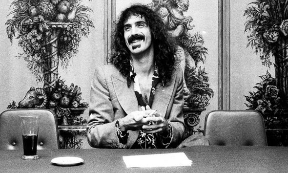 Frank Zappa photo by Ian Dickson/Redferns