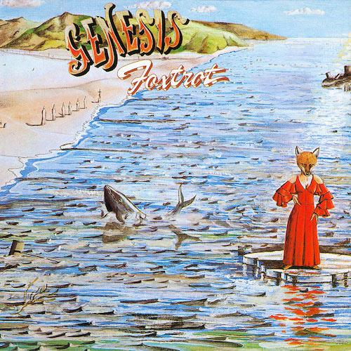 Genesis---Foxtrot-Cover