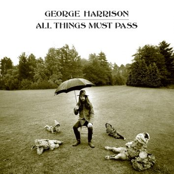 George Harrison All Things Must Pass 2020 art