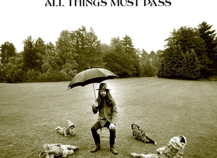 George Harrison Estate Shares New 'All Things Must Pass' Title Song Mix