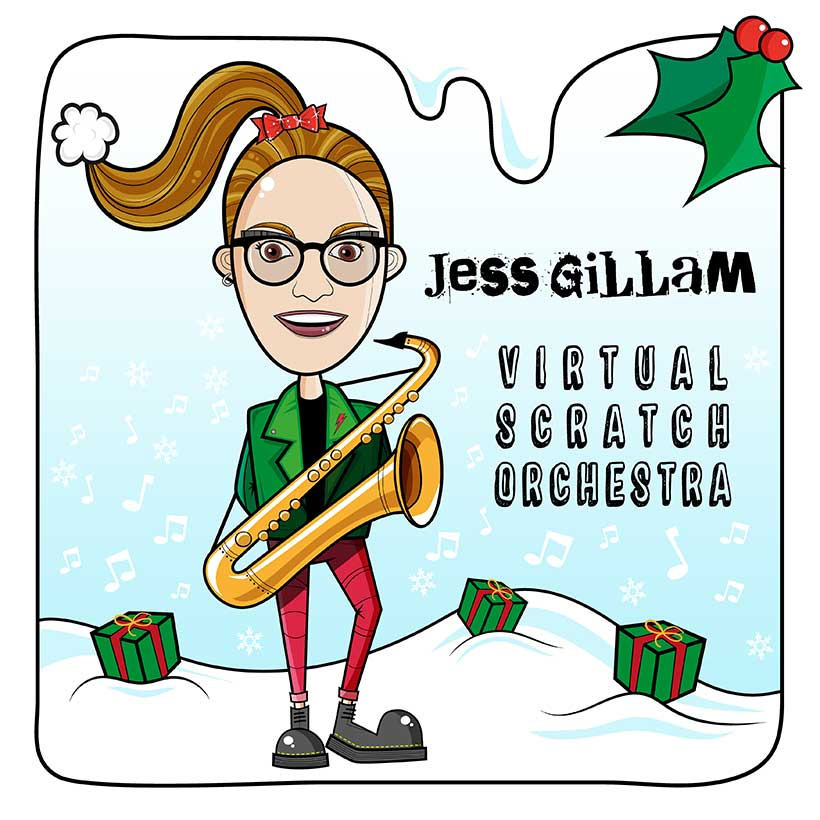 Jass Gillam Virtual Scratch Orchestra image