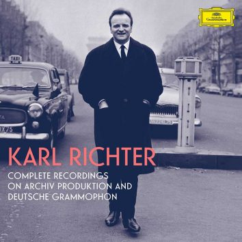 Karl Richter Complete Recordings cover