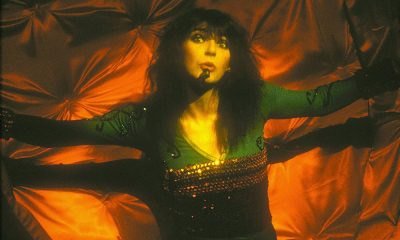 Kate Bush photo by Rob Verhorst and Redferns