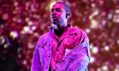 Kendrick Lamar photo by Larry Busacca and Getty Images for Coachella