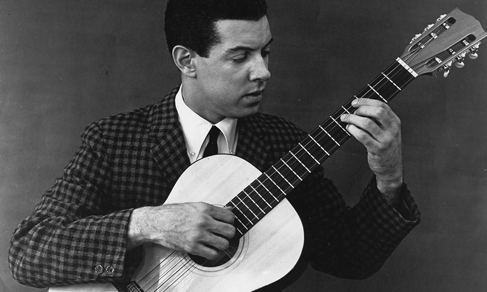 Kenny Burrell photo by Gilles Petard and Redferns