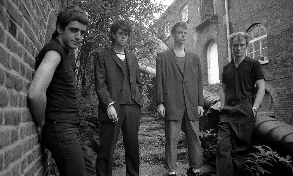 Killing Joke photo by Michael Ochs Archives and Getty Images