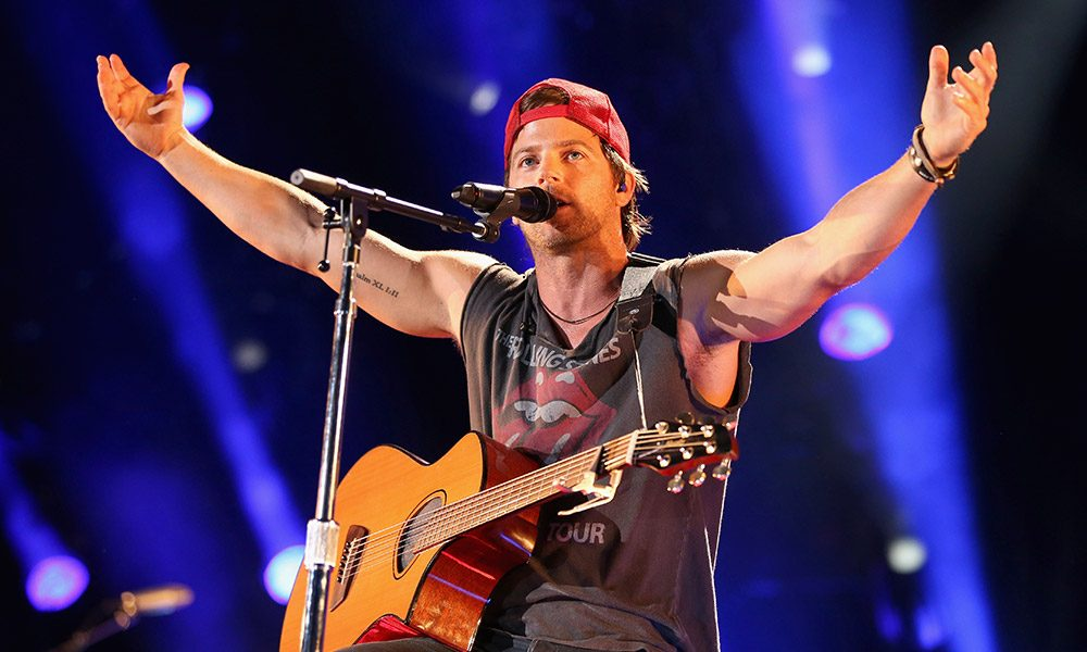 Kip Moore photo by Christopher Polk and Getty Images for MasterCard