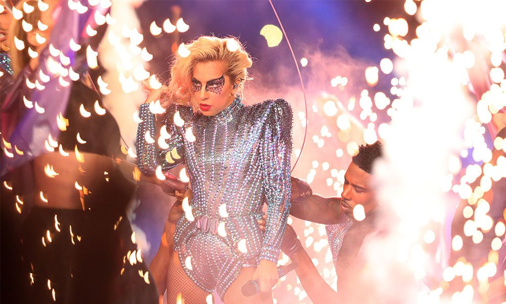 Lady Gaga photo by Tom Pennington and Getty Images