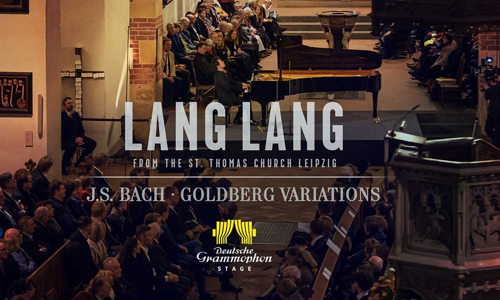 Lang Lang Goldberg Variations concert photo