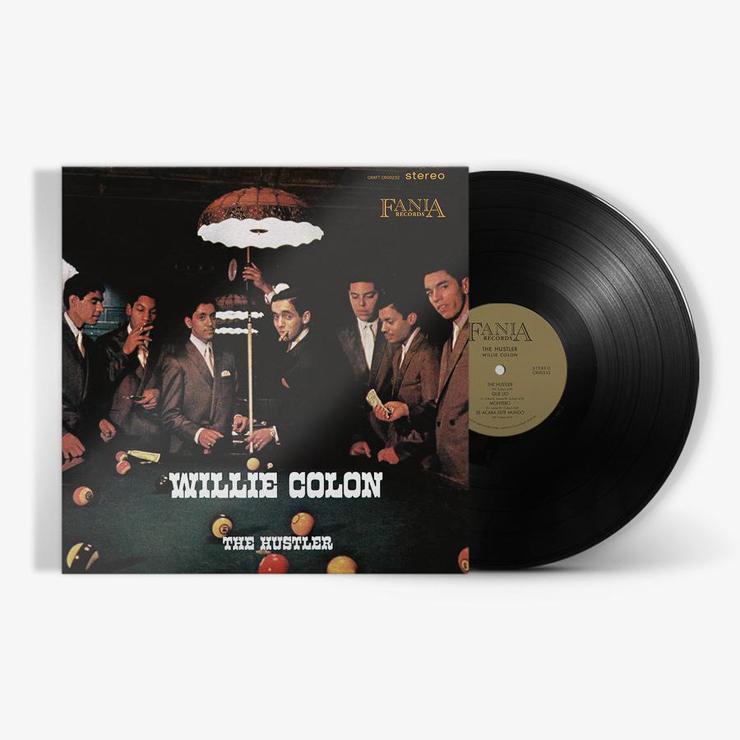 WILLIE COLÓN The Hustler Latin music