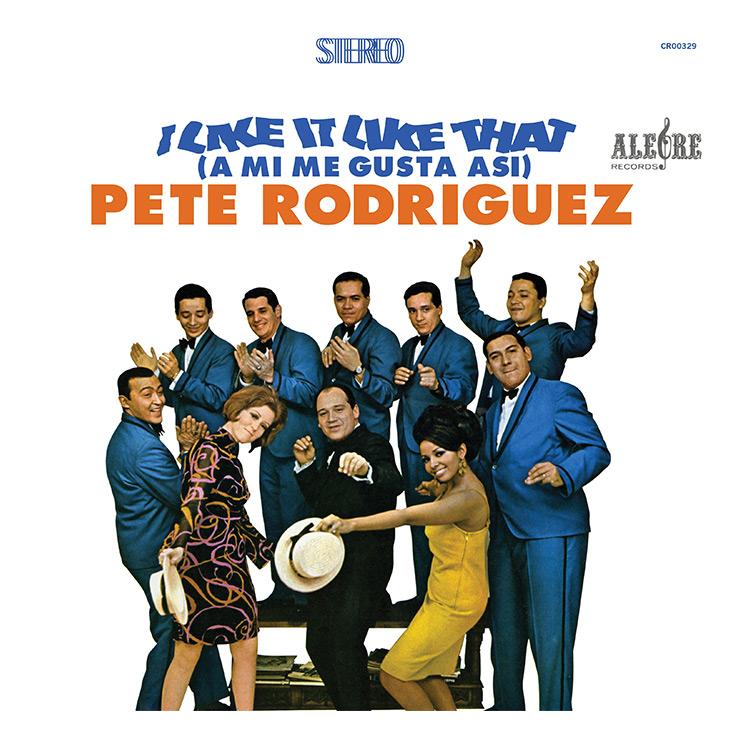 PETE RODRIGUEZ I LIKE IT LIKE THAT (180G LP) Latin music