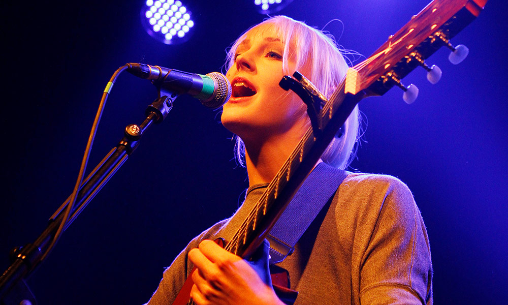 Laura Marling photo by Frank Hoensch and Getty Images