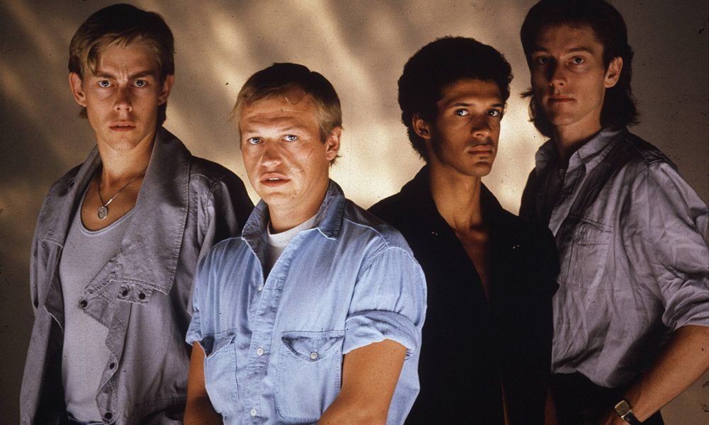 Level 42 photo by Mike Prior and Getty Images