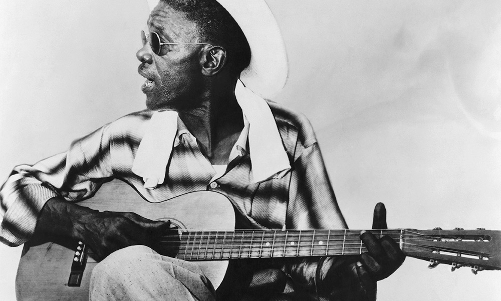 Lightnin Hopkins photo by Michael Ochs Archives and Getty Images