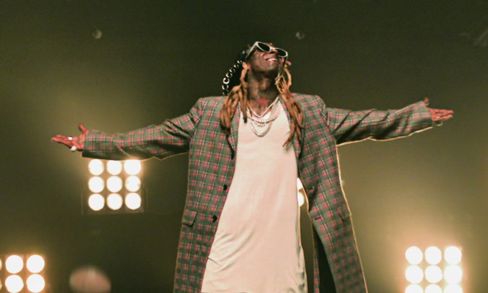 Lil Wayne NFL Video