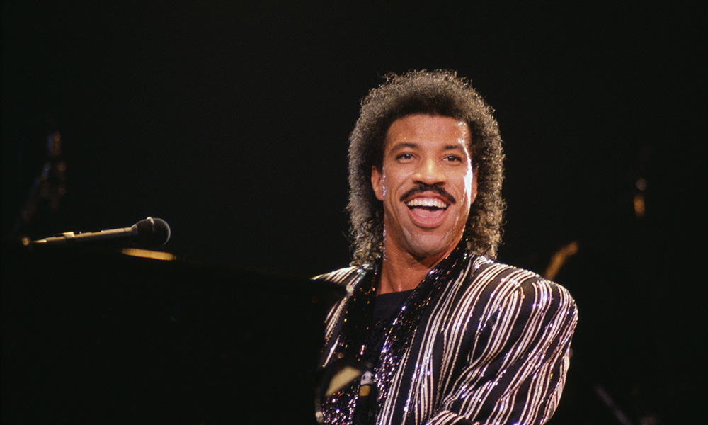 Lionel Richie photo by David Redfern and Redferns and Getty Images