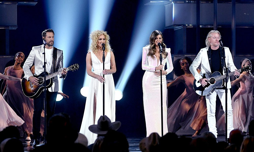 Little Big Town photo by Kevin Winter and Getty Images