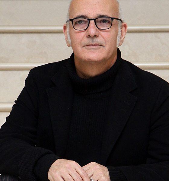Ludovico Einaudi photo by Ernesto Ruscio and WireImage