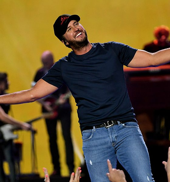 Luke Bryan photo by Kevin Winter and Getty Images for iHeartMedia