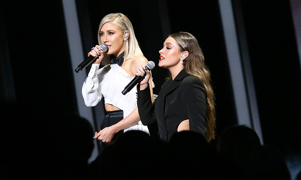 Maddie & Tae photo by Terry Wyatt and Getty Images