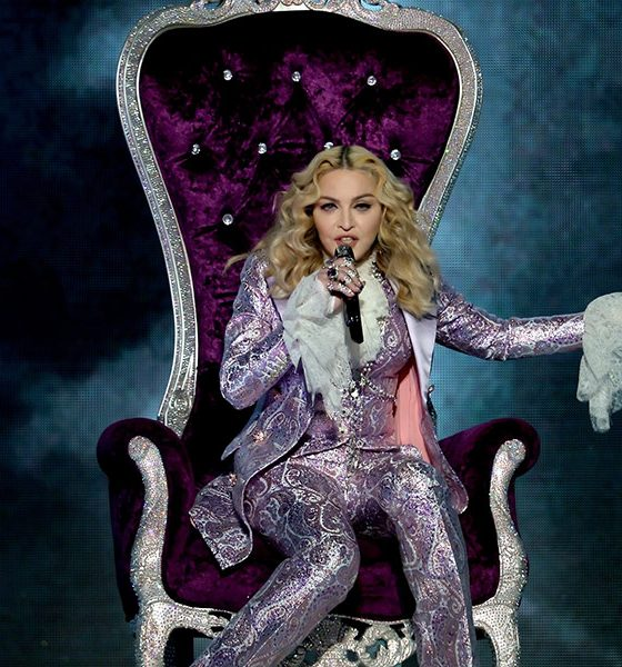 Madonna photo by Kevin Winter and Getty Images