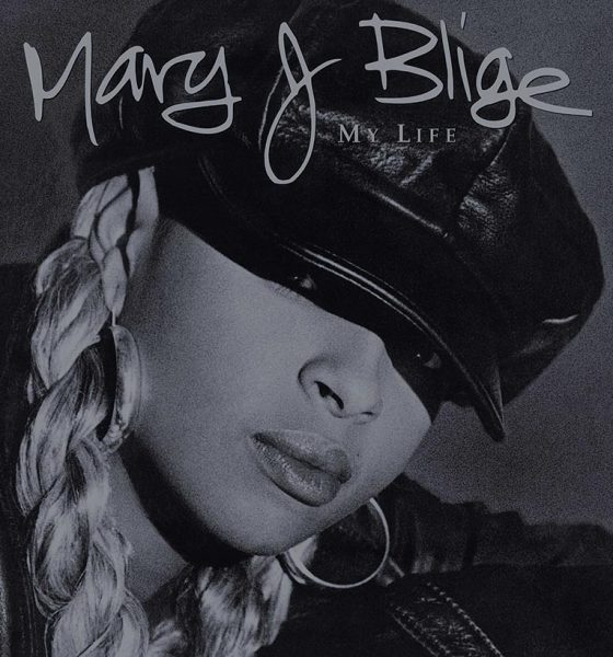 Mary J. Blige My Life Cover