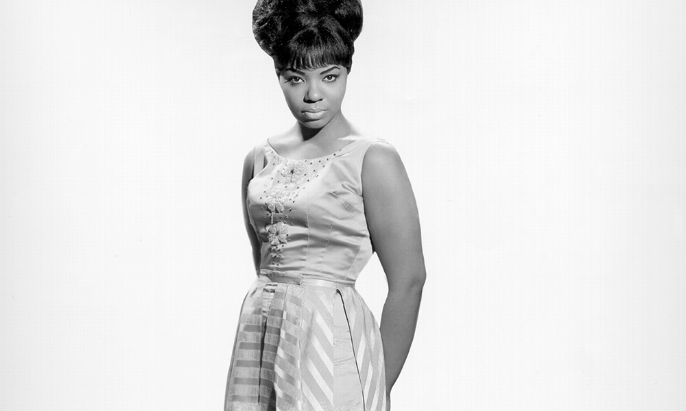 Mary Wells photo by Michael Ochs Archives and Getty Images