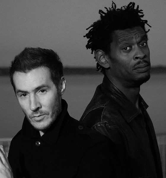 Massive Attack photo by Marco Prosch and Getty Images