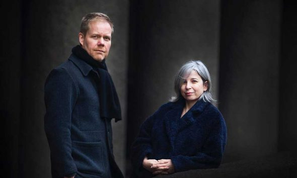 Max Richter Yulia Mahr photo