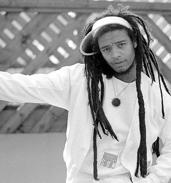 Maxi Priest photo by David Corio and Redferns