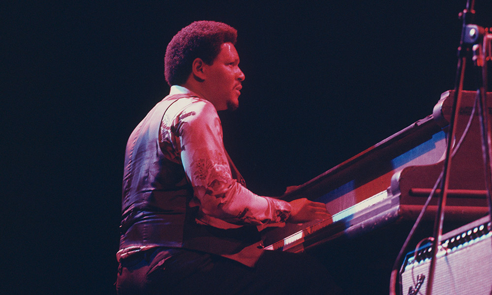 McCoy Tyner photo by David Redfern and Redferns