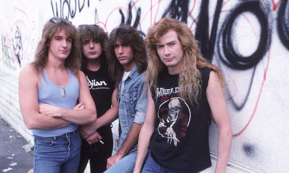 Megadeth photo by Chris Walter and WireImage