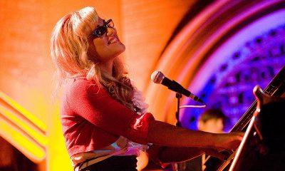 Melody Gardot photo by Barney Britton and Redferns