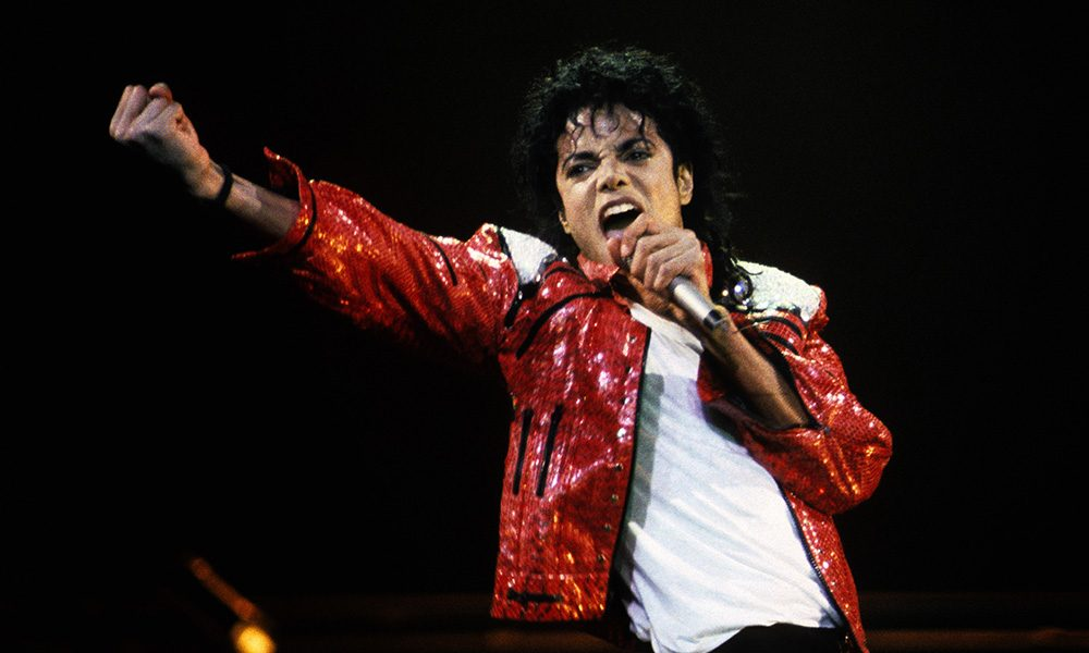 Michael Jackson photo by Kevin Mazur and WireImage