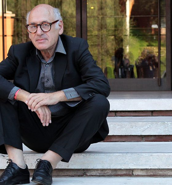 Michael Nyman photo by Ernesto Ruscio and Getty Images