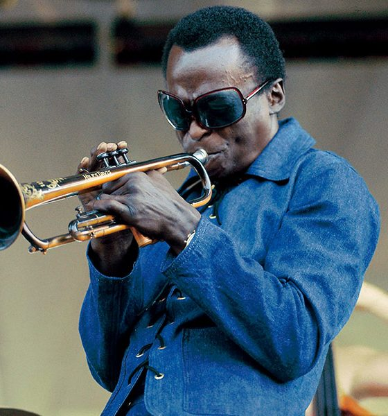 Miles Davis photo by David Redfern and Redferns and Getty Images