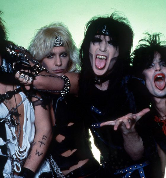 Motley Crue photo by