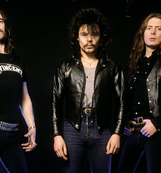 Motorhead photo by Fin Costello and Redferns