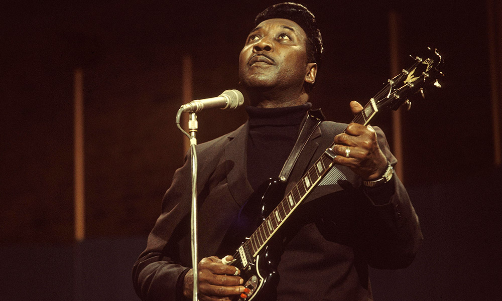Muddy Waters photo by David Redfern/Redferns