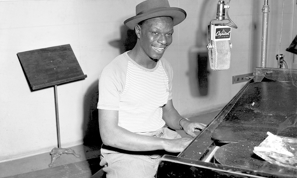 Nat King Cole photo by Ray Whitten Photography and Michael Ochs Archives and Getty Images