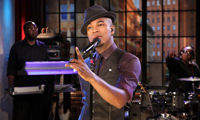 Ne-Yo photo by Bill Tompkins and Getty Images